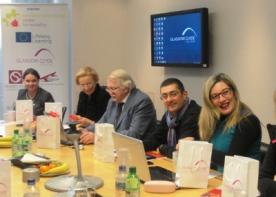 La Cámara de Terrassa participa en el proyecto europeo de movilidad EUKCEM