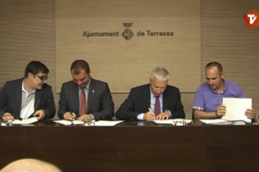 El Pacto Local por la Ocupación y la Cámara harán promoción industrial