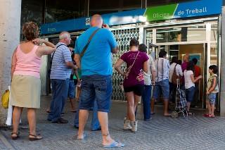 L'atur baixa un 2,3 per cent a Terrassa, i es situa en les 19.159 persones