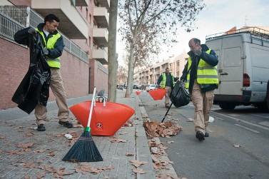 Programa intensivo de limpieza a toda la ciudad