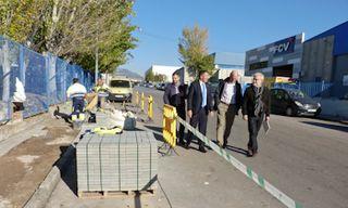 El Ayuntamiento de Terrassa mejora los polígonos industriales de la ciudad para favorecer la actividad y atraer empresas