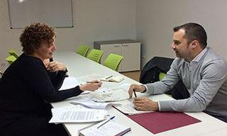 Los ayuntamientos de Terrassa y Sant Quirze del Vallès suman esfuerzos para continuar mejorando la prestación de servicios a Las Fuentes