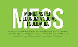 Terrassa cofunda una red de ciudades por la economía social