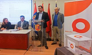 Volver Jordi Ballart, presidente de la red española de Ciudades de la Ciencia y la Innovación, Red Innpulso