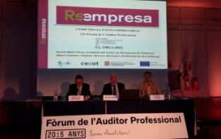 Reempresa pone en valor la figura de los auditores en los procesos de transmisión empresarial