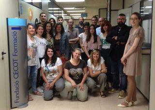 La prueba piloto de Cecot Formación sobre Itinerarios en Idiomas está dando buenos resultados gracias al aprendizaje integrado