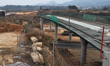 El tramo Terrassa-Sabadell del IV Cinturón, más cerca