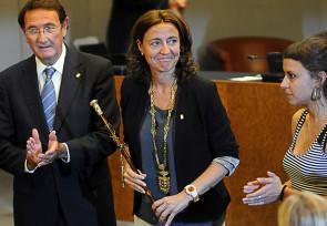 Mercè Conesa es la nueva presidenta de la Diputación de Barcelona