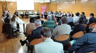 El conseller Rull quiere que el territorio se implique en la redacción del Plan de Movilidad del Vallès