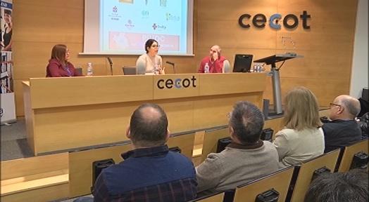 Cecot Formació reprèn les classes mitjançant una nova plataforma d'e-learning per garantir la formació contínua