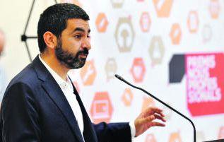 La Cecot pide a El Homrani mejoras en el mercado laboral