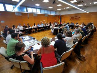 El Consell Comarcal del Vallès Occidental aprova la nova organització per al mandat 2019-2023