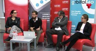Los participantes de la cuarta edición de Kautic.40 presentan sus proyectos