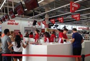 Media Markt obre a Terrassa la primera botiga de nova generació a Espanya