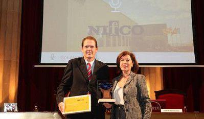 NIFCO, Premio Atlante por su política de prevención de riesgos laborales