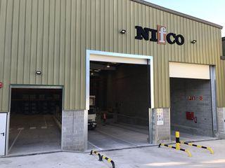 Un nuevo almacén de NIFCO en Rubí amplía el suelo productivo de la planta de Terrassa