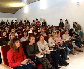 Èxit d'assistència a la sessió informativa de Dones Policia