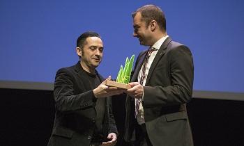 Go Back Kern Pharma, Scytl y Juan Antonio Bayona, Premios Muncunill a la Innovación de Terrassa