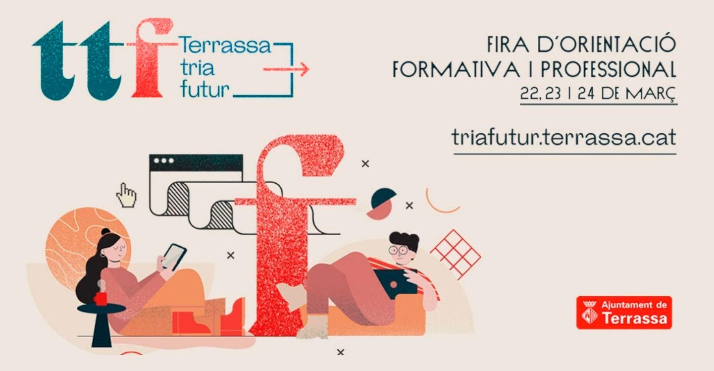 La Feria Terrassa Elige Futuro registra más de 20.000 visualizaciones