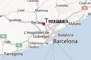 Terrassa supera Badalona y ya es la tercera ciudad más poblada de Cataluña