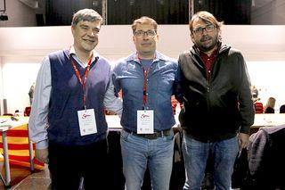 El nuevo secretario de UGT en el Vallès Occidental toma el relevo a José Santcristòfol