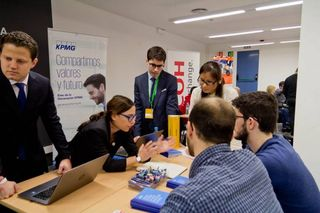UPC celebra por primera vez en Terrassa el Networking Talent Day