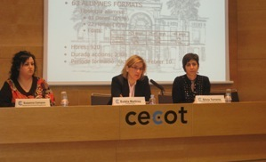 La Cecot presenta propuestas al Proyecto de Ley de formación y cualificación profesional