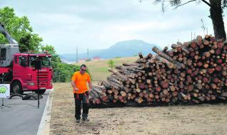 El Centre Logístic de Biomassa obre les seves portes a Els Bellots