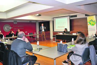 Terrassa acoge una cumbre del proyecto europeo Graspinno