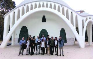 Cecot prueba un proyecto europeo con once emprendedores italianos