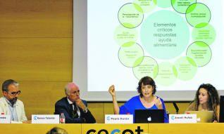 La Cecot apuesta por seguir testando el modelo de la Renta Básica Universal