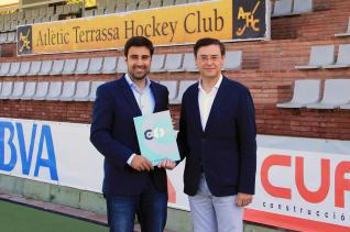 Cecot y Atlètic Terrassa se alían para la formación empresarial