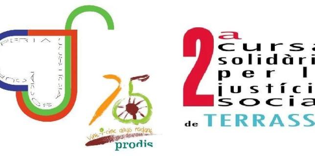 2ª Carrera Solidaria por la Justicia Social en Terrassa (UGT-CCOO)