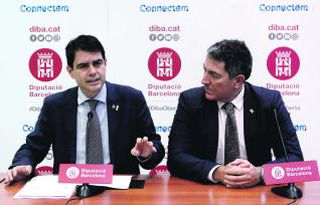 La Diputació ha invertido en la comarca 120 millones en 3 años