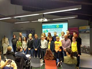 Los finalistas del Concurso de Ideas Innovadoras presentan sus proyectos ante el jurado