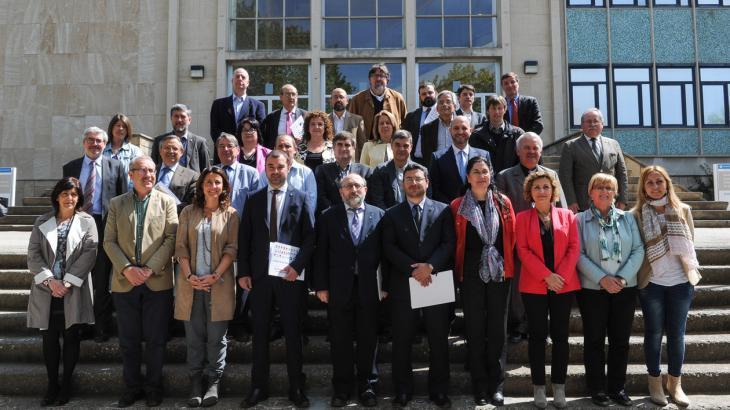 Compromiso de la ciudad con la Declaración del Barcelona hacia la Segunda Reindustrialización