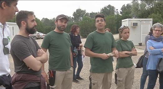 Ocho jóvenes terminan el programa Casa de Oficios de Jardinería
