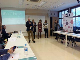 1er Encuentro de emprendedores para poner en común sus conocimientos