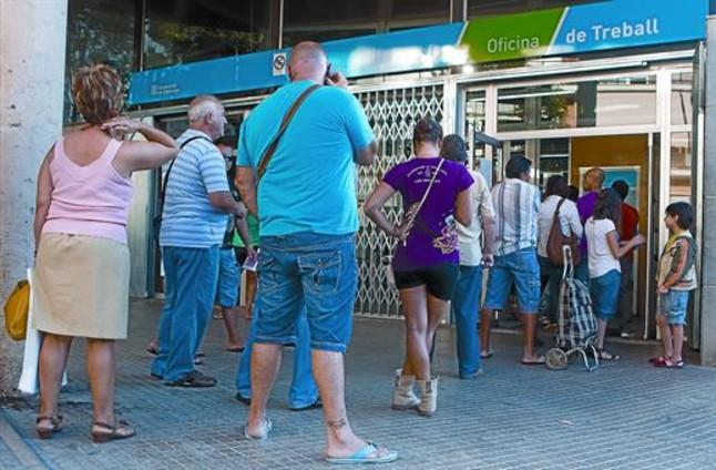 El paro baja un 2% y se sitúa en las 18.291 personas en Terrassa