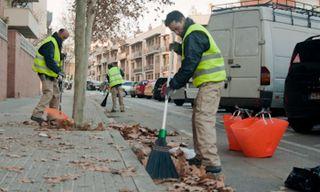 El Ayuntamiento de Terrassa contrata más de 100 personas para limpieza y obras con dos planes de empleo