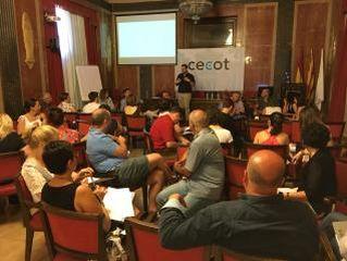 El programa Dist o emprender gracias a la experiencia de otros con acento europeo