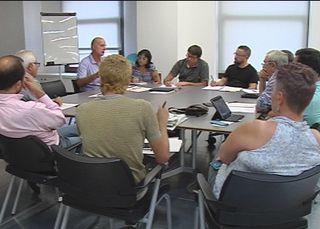 La Comisión de Sociedades Municipales visita las instalaciones de Prointesa