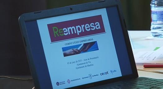 Reempresa arriba als municipis de menys de 15.000 habitants