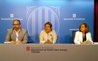 Dolors Bassa informó que este año el SOC destina 363 millones de euros a implementar las políticas activas de empleo y de lucha contra el paro